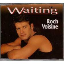 MAXI CD Roch VOISINE Waiting 3-track jewel case + RARE