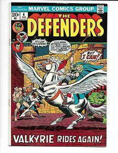 DEFENDERS # 4