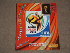 2010 Panini World Cup Sticker Album South Africa New with at Least 96 Stickers
