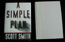 Scott Smith - A SIMPLE PLAN - Book Club Edition