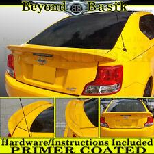 2011-2017 Scion tC Factory Style Spoiler Rear Trunk Wing Fin ABS PRIMER