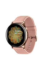New Samsung Galaxy Watch Active2 R835 40mm GPS Fitness LTE T-Mobile Watch
