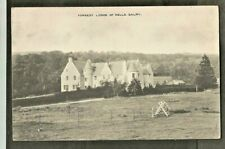 RBE Early Postcard, Forest Lodge, Kells, Dalry, Ayrshire
