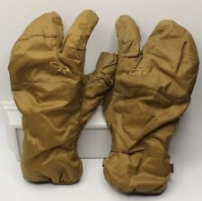 EUC Outdoor Research MGS TF Insulated Liner Mitts, Medium, Waterproof, Brown