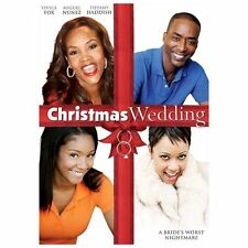 A Christmas Wedding (DVD, 2013) Brand New