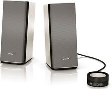 Bose Companion 20 Multimedia Speaker System - FREE SHIPPING