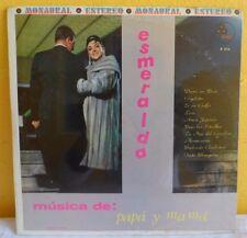 ESMERALDA MUSICA DE PAPA Y MAMA MEXICAN LP STILL SEALED BOLERO