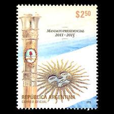 Argentina 2012 - Transfer of Presidential Power Politicians - Sc 2646 MNH