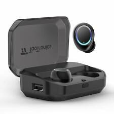 True Wireless Earbuds TaoTronics Bluetooth 5.0 Headphones IPX7 Waterproof