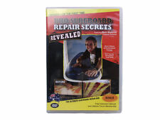 Fibergalass Fibreglass Surfboard Ding Repair How To Instructional Guide DVD