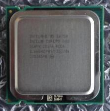 Processori e CPU Core 2 Duo per prodotti informatici Velocità bus 1333MHz L2 Cache 4MB