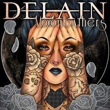 DELAIN - Moonbathers 2 CD DIGIPACK