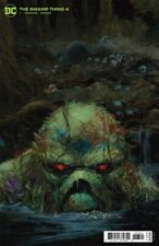 Swamp Thing #4 Gerardo Zaffino Variant DC Comics 2021
