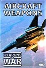 WEAPONS OF WAR - Aircraft Weapons DVD + BOOK WORLD WAR TWO WWII BRAND NEW R0