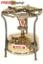 Brass Stove Kerosene Stove Camping Hiking Outdoor 1.8 Liter with parts KITCHEN
