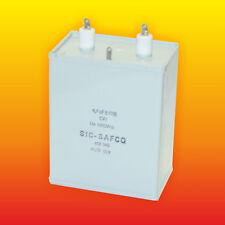 4.7 uF 1.6 kV OIL FILLED PIO HIGH VOLTAGE CERAMIC TERMINAL CAPACITOR SIC-SAFCO