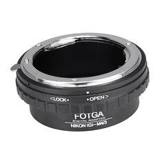 FOTGA Nikon AI AF-S G Lens to Sony E Mount Adapter NEX3 NEX5 NEX6 NEX7 a3000 a7