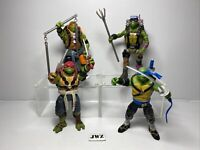 OUT OF SHADOWS - TMNT - Teenage Mutant Ninja Turtles - w/ Sounds - BUNDLE