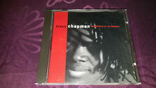 CD Tracy Chapman / Matters of the Heart - Album