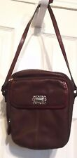 Fossil Soft leather brown crossbody purse   NWOT