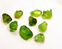 7  Ct Natural Green Peridot Loose Gemstone Stone Rough Specimen Lot -140