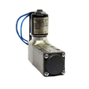 VERSA Aluminum Solenoid Valve KSG-4232-6K-JB-KMLB-3TC-110V50-120V60