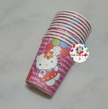 Party : Hello Kitty Paper Cups 10 pcs