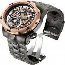 Invicta 16300 Men's Reserve Venom Tourbillon 52mm Stainless Bracelet Pristine