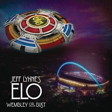 JEFF'S ELO LYNNE - JEFF LYNNE'S ELO-WEMBLEY OR BUST  3 VINYL LP NEW!