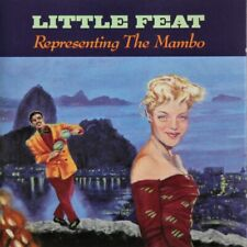 LITTLE FEAT & POCO ~ 2 CD Lot ~ REPRESENTING THE MAMBO & CRAZY LOVING, BEST OF..