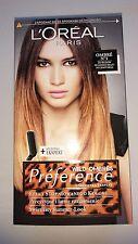 5 x L'OREAL PARIS preferenza Sole Sfumati N. 1 colore tintura per capelli