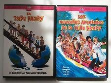 LA TRIBU BRADY + LES NOUVELLES AVENTURES DE LA TRIBU BRADY ... LOT 2 DVD