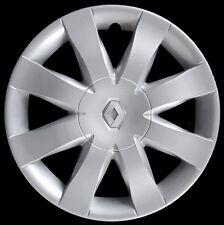 "Renault Clio 2005 in poi Kit 4 Copricerchi coppa ruota 15"" cod. 5751/5"