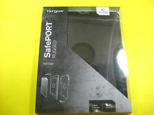 TARGUS SAFEPORT RUGGED CASE FOR IPAD 3RD & 4TH GENERATION BLACK COLOR