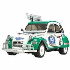 TAMIYA 1/10 RC Car CITROEN 2CV Rally M-05Ra Chassis Kit EMS w/ Tracking NEW