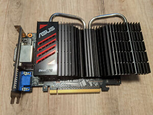 ASUS NVIDIA GeForce GT 640 2GB silent PCIe graphics card