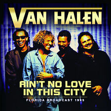 VAN HALEN w SAMMY HAGAR Sealed 2020 UNRELEASED LIVE 1995 PENSACOLA CONCERT CD
