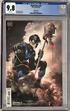Nightwing (2018) #45 CGC 9.8 John Romita Jr. Variant Cover!