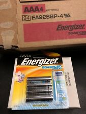 Energizer Advanced Lithium AAA Batteries Extreme Performance 96 pcs Exp 12/2026