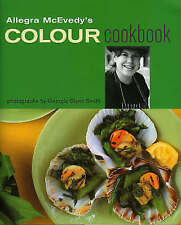 Allegra McEvedy Colour Cookbook,each season with own palette of colours,Recipes