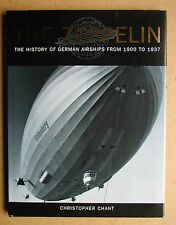 The Zeppelin: The History of German Airships from 1900 to 1937. HB DJ 2000 VG+