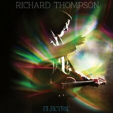 Richard Thompson - Electric [New CD]