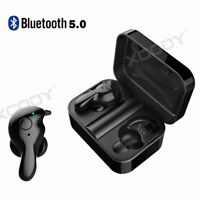 Wireless Earbuds Bluetooth 5.0 Headset Twins In Earphone 3D Stereo Headphones