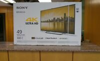 TELEVISOR / TELEVISION / SMART T.V -SONY BRAVIA DE 49 PULGADAS ANDROID T.V