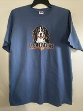 New ListingVintage Berner T Shirt Size L Anvil Tag Double Stitch Bernese Mountain Dog