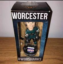 Tommy Wingels Worcester/San Jose Sharks Bobblehead DCU Center SGA