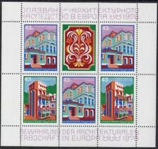 Mint Never Hinged/MNH Architecture 1 European Stamps