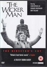 The Wicker Man (1973) Director's Cut + The Original Theatrical Version UK R2 DVD