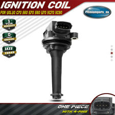 Ignition Coil for Volvo C70 S60 S70 S80 V70 XC70 XC90  2.3 2.4 2.5 2.9L 9125601