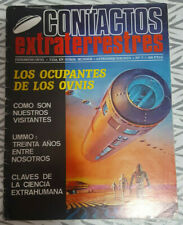 CONTACTOS EXTRATERRESTRES Nº.7 SPANISH MAGAZINE / UFO - OVNI - SALVADOR FREIXEDO